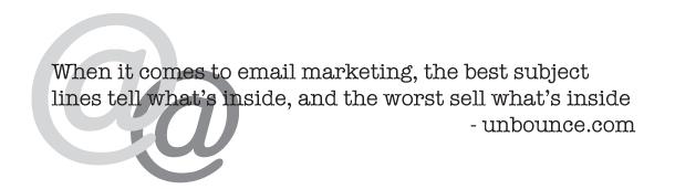 E-mail-markedsføring