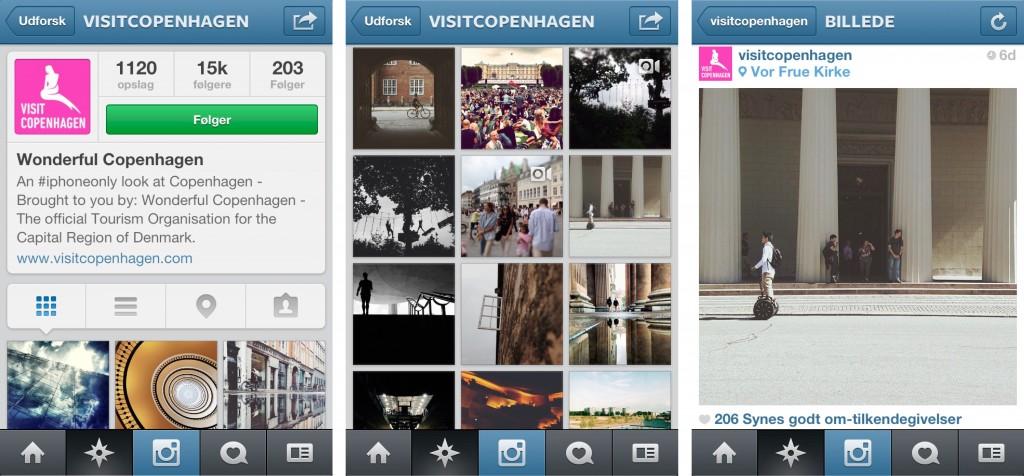 VisitCopenhagen på Instagram
